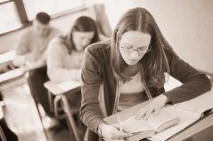 Handling exam stress