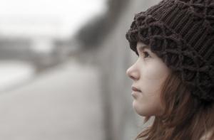 shutterstock_113617138 Moody Teenager